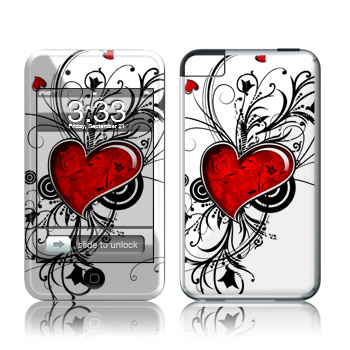 iPod Touch Skin - My Heart