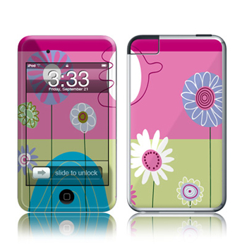 iPod Touch Skin - Spring Love