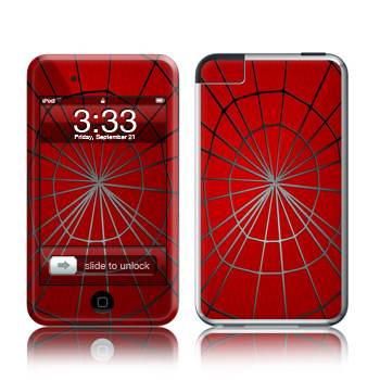 iPod Touch Skin - Webslinger