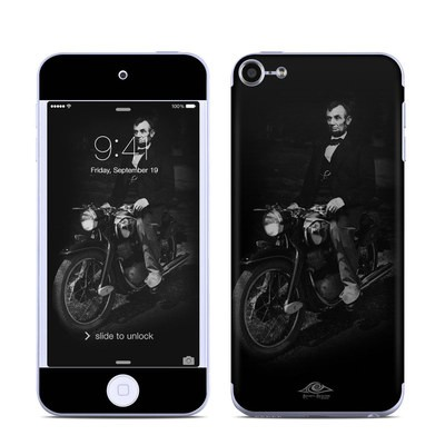 Apple iPod Touch 6G Skin - Abe