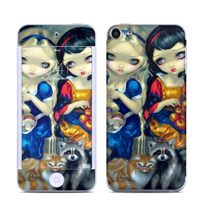 Apple iPod Touch 6G Skin - Alice & Snow White