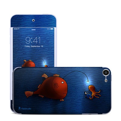 Apple iPod Touch 6G Skin - Angler Fish