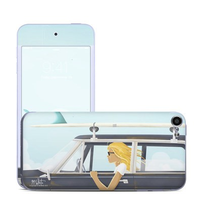 Apple iPod Touch 6G Skin - Anticipation