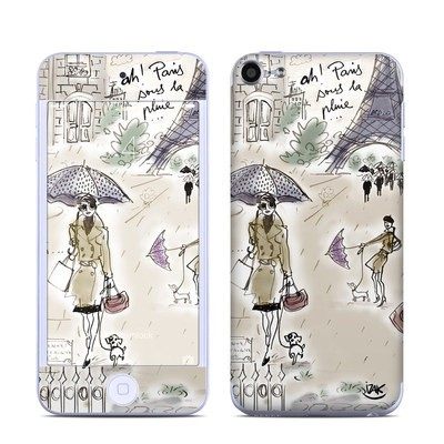 Apple iPod Touch 6G Skin - Ah Paris