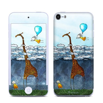 Apple iPod Touch 6G Skin - Above The Clouds