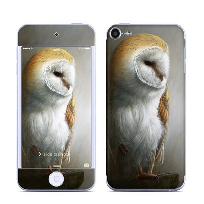 Apple iPod Touch 6G Skin - Barn Owl