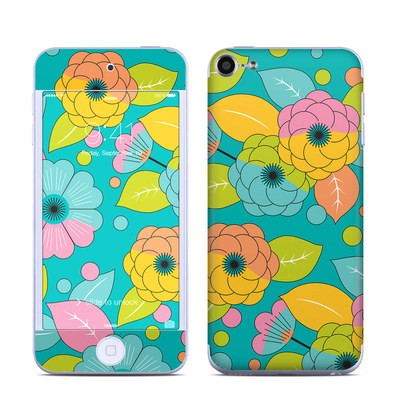 Apple iPod Touch 6G Skin - Blossoms
