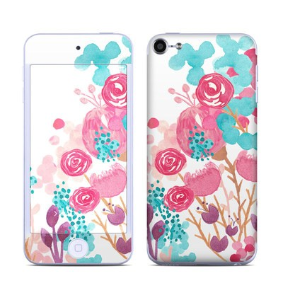 Apple iPod Touch 6G Skin - Blush Blossoms