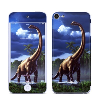 Apple iPod Touch 6G Skin - Brachiosaurus