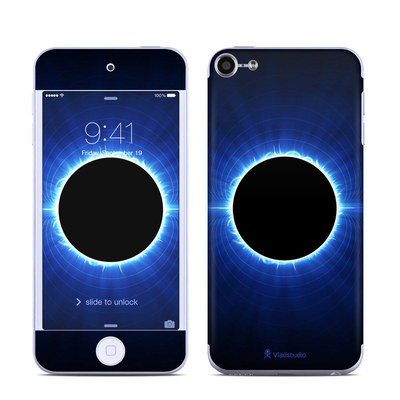 Apple iPod Touch 6G Skin - Blue Star Eclipse