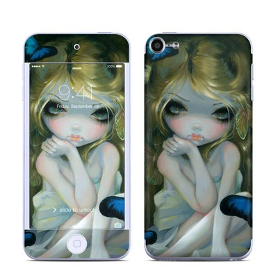 Apple iPod Touch 6G Skin - Butterfly Lily