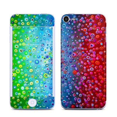 Apple iPod Touch 6G Skin - Bubblicious