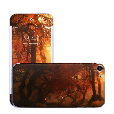 Apple iPod Touch 6G Skin - Canopy Creek Autumn