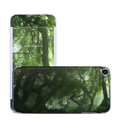 Apple iPod Touch 6G Skin - Canopy Creek Spring