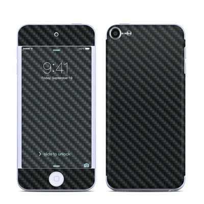 Apple iPod Touch 6G Skin - Carbon