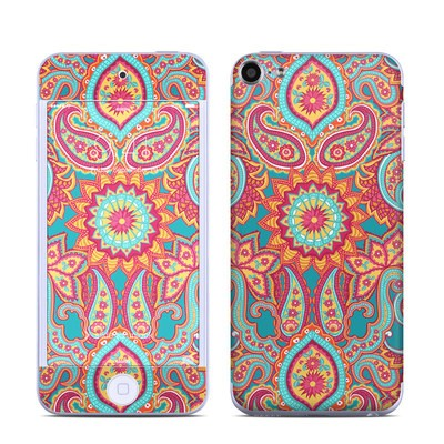 Apple iPod Touch 6G Skin - Carnival Paisley