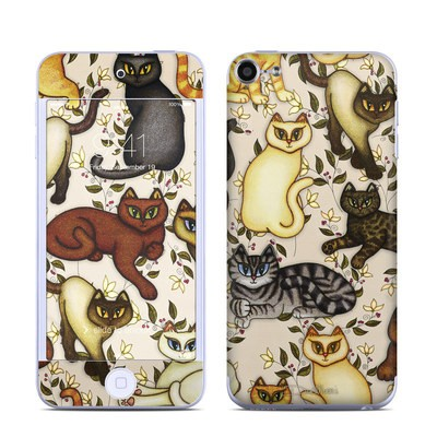 Apple iPod Touch 6G Skin - Cats