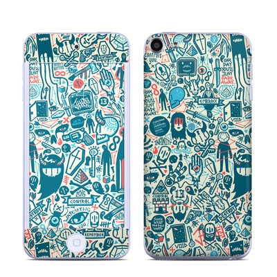 Apple iPod Touch 6G Skin - Committee