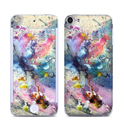 Apple iPod Touch 6G Skin - Cosmic Flower