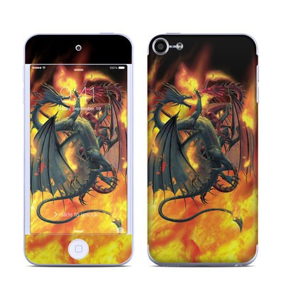 Apple iPod Touch 6G Skin - Dragon Wars