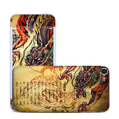 Apple iPod Touch 6G Skin - Dragon Legend
