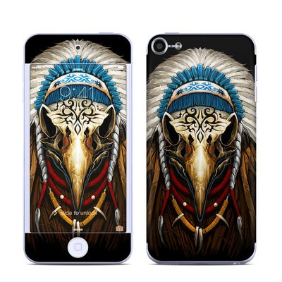 Apple iPod Touch 6G Skin - Eagle Skull