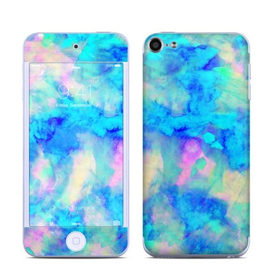 Apple iPod Touch 6G Skin - Electrify Ice Blue