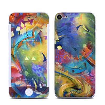Apple iPod Touch 6G Skin - Fascination