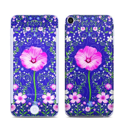 Apple iPod Touch 6G Skin - Floral Harmony