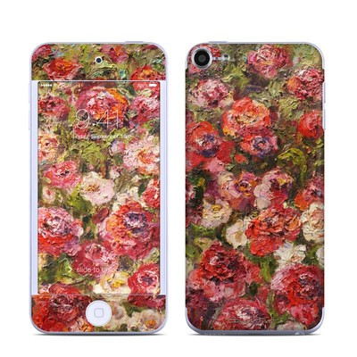 Apple iPod Touch 6G Skin - Fleurs Sauvages