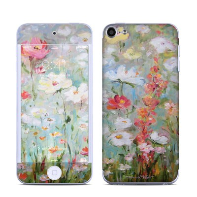 Apple iPod Touch 6G Skin - Flower Blooms