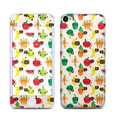 Apple iPod Touch 6G Skin - Fooditude