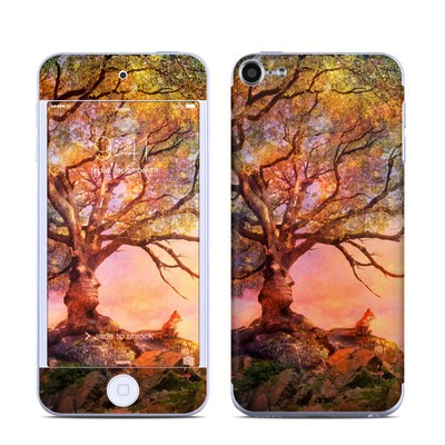 Apple iPod Touch 6G Skin - Fox Sunset