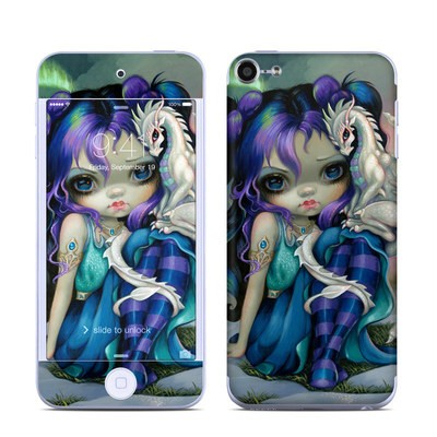 Apple iPod Touch 6G Skin - Frost Dragonling
