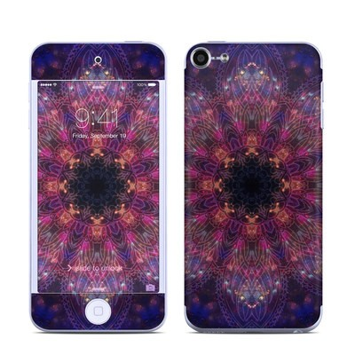 Apple iPod Touch 6G Skin - Galactic Mandala
