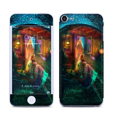 Apple iPod Touch 6G Skin - Gypsy Firefly