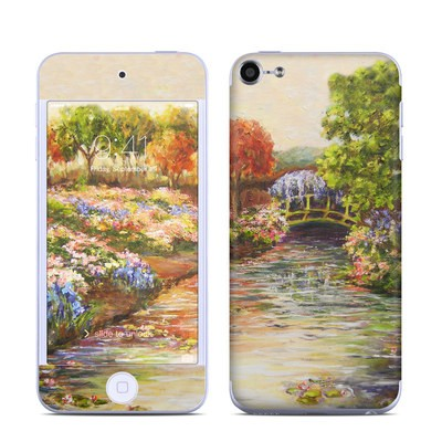 Apple iPod Touch 6G Skin - Giverny Forever