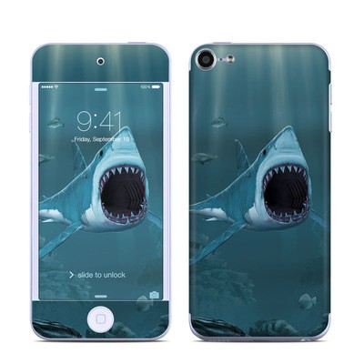 Apple iPod Touch 6G Skin - Great White