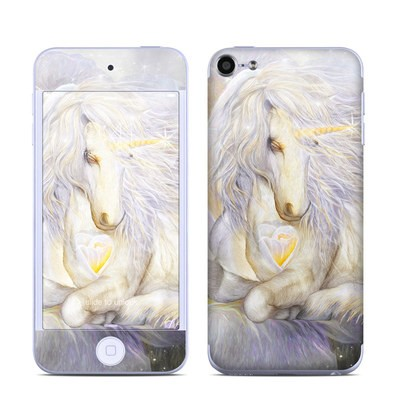 Apple iPod Touch 6G Skin - Heart Of Unicorn