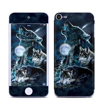 Apple iPod Touch 6G Skin - Howling