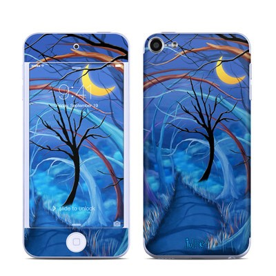 Apple iPod Touch 6G Skin - Ichabods Forest