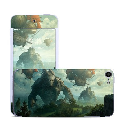 Apple iPod Touch 6G Skin - Invasion