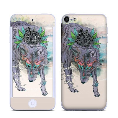 Apple iPod Touch 6G Skin - Journeying Spirit