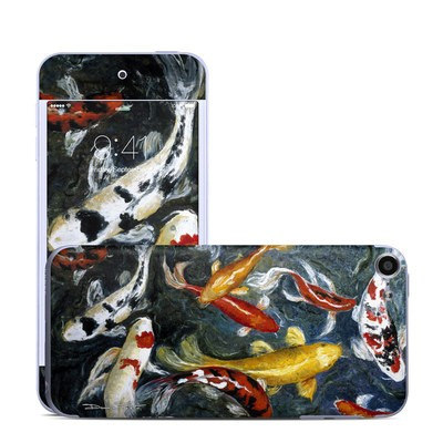Apple iPod Touch 6G Skin - Koi's Happiness