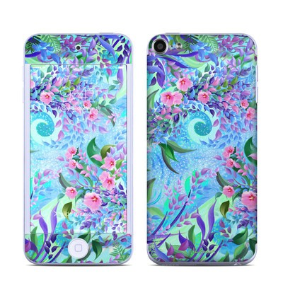 Apple iPod Touch 6G Skin - Lavender Flowers