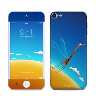 Apple iPod Touch 6G Skin - Learn to Fly