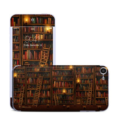 Apple iPod Touch 6G Skin - Library