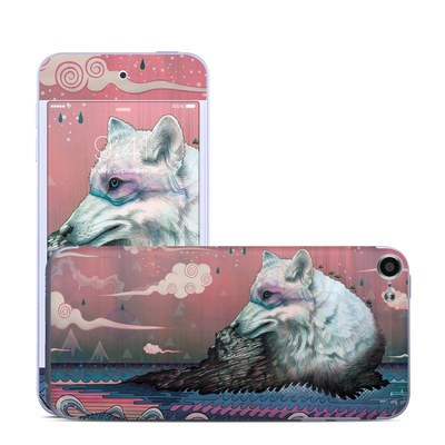 Apple iPod Touch 6G Skin - Lone Wolf