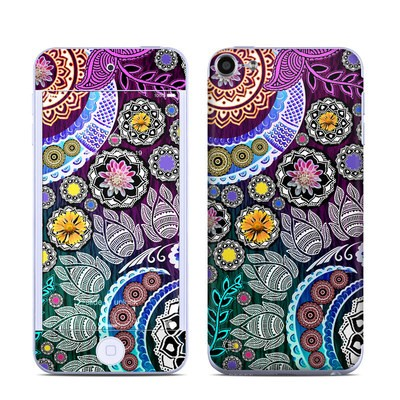 Apple iPod Touch 6G Skin - Mehndi Garden