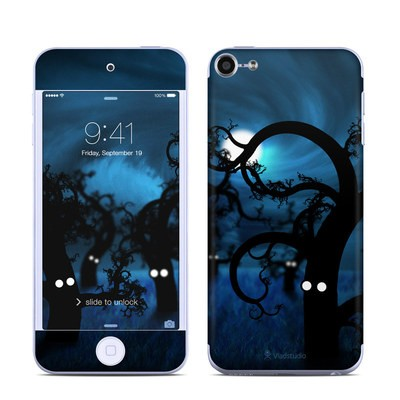 Apple iPod Touch 6G Skin - Midnight Forest
